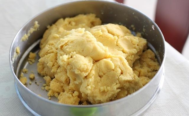 Песочное печенье без яиц - фото шаг 3