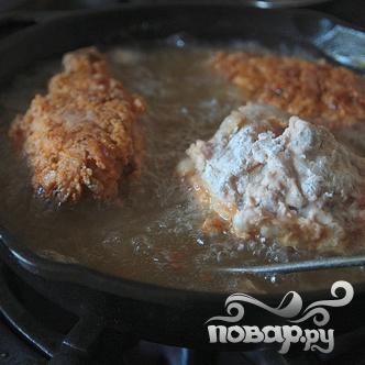 Хрустящая курица с паприкой - фото шаг 6