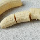Рецепт Треугольнички с Нутеллой и бананами