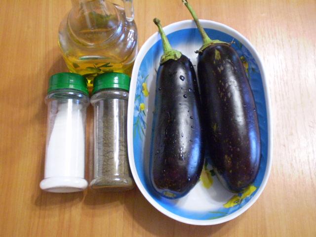 Рецепт Баклажаны, жаренные кольцами