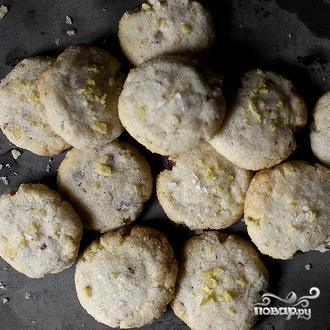 Печенье из картофельных чипсов - фото шаг 6