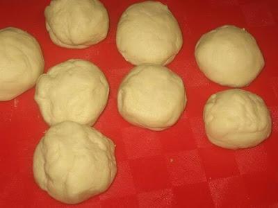 Пирог-минутка на сковороде - фото шаг 2