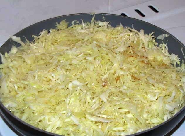 Рецепт Капустная запеканка с мясом