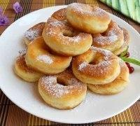 Пончики из плавленого сыра - фото шаг 5