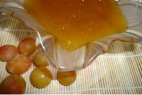 Варенье из слив в хлебопечке - фото шаг 4