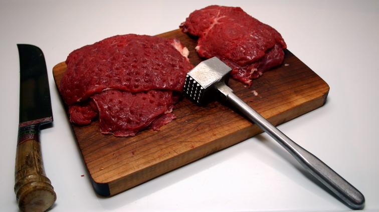 Эскалоп из говядины - фото шаг 2