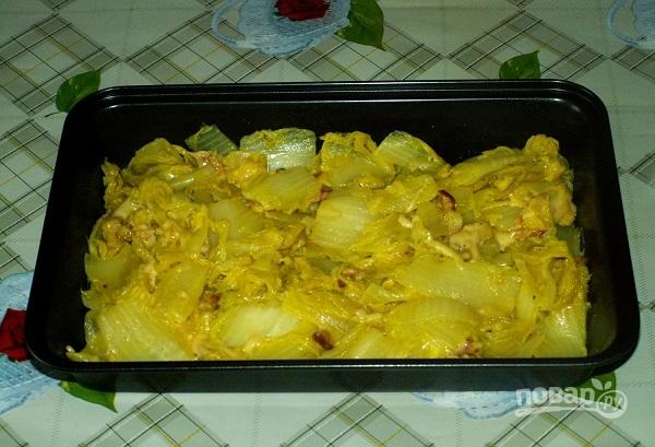 заготовки пекинской капусты рецепты с фото
