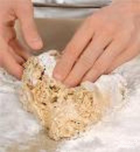 Суп из индейки с овсяными лепешками - фото шаг 5