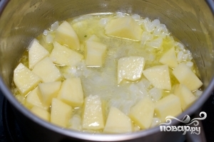 Крем-суп из цветной капусты - фото шаг 5
