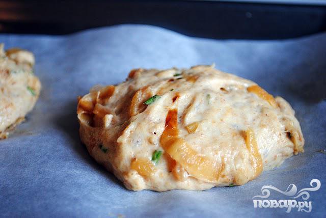 Хлеб с луком и розмарином - фото шаг 5