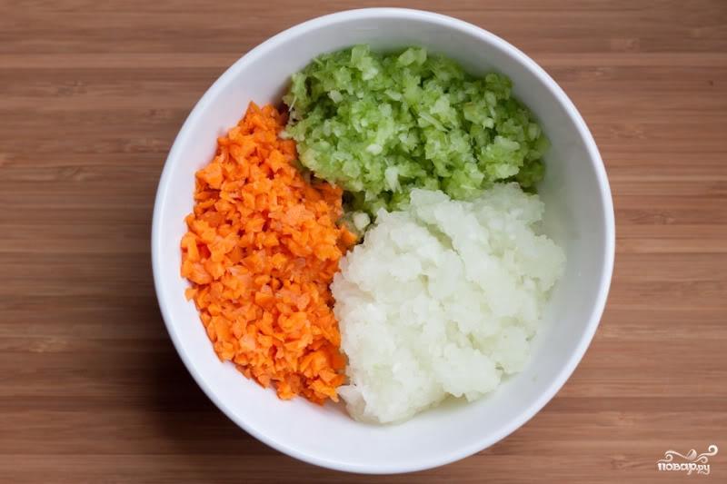 Рецепт Овощной соус для макарон