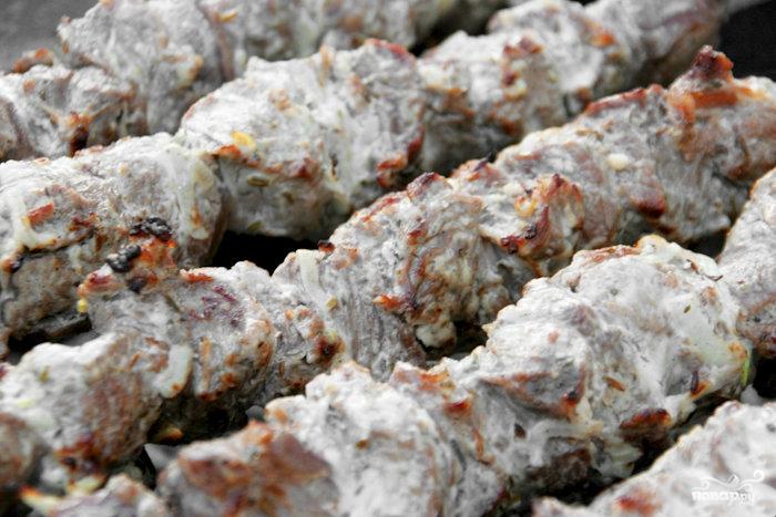 Шашлык из телятины мягкий - фото шаг 3