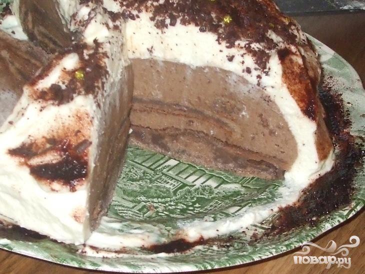 Рецепт Торт-купол