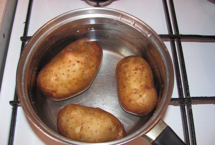 Пышки на сковороде - фото шаг 1