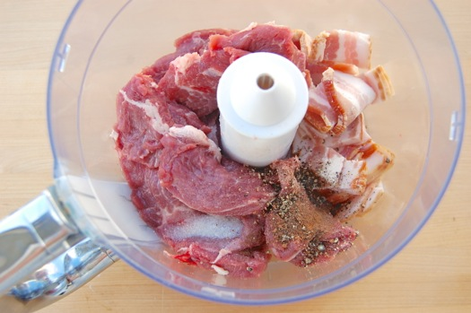 Пироги с мясом в духовке - фото шаг 1