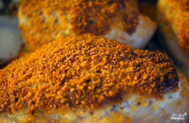Курица по-дижонски - фото шаг 11