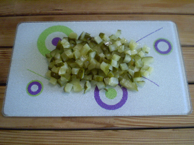 Салат к рису - фото шаг 3