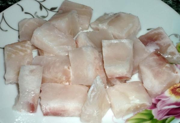 Рецепт Суп из пангасиуса