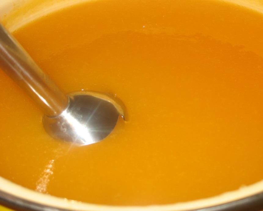 Сок из тыквы на зиму - фото шаг 3