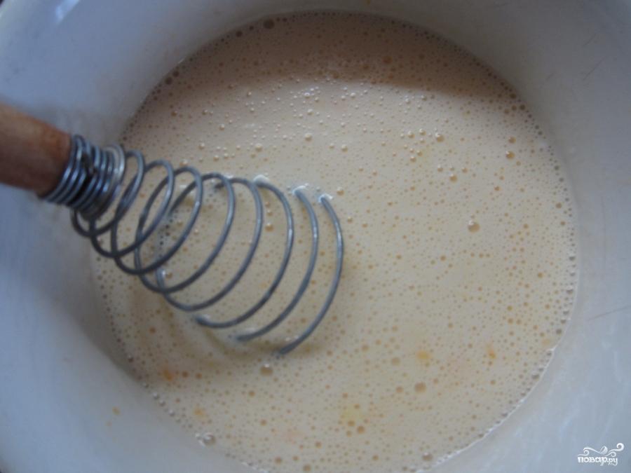 Сырный пирог на скорую руку - фото шаг 1
