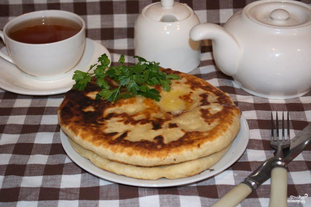 Хачапури с сулугуни