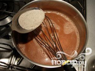 Горячий шоколад - фото шаг 3