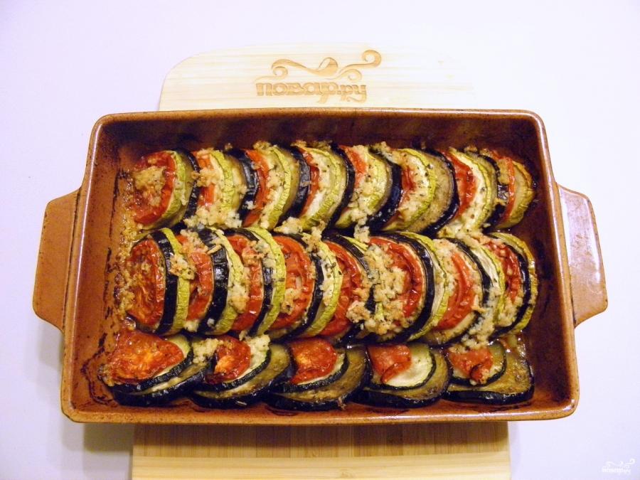 Рататуй (классический рецепт)