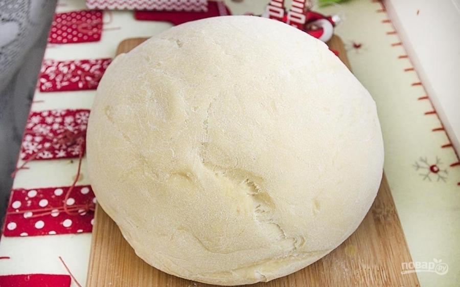 Торт из бисквита и