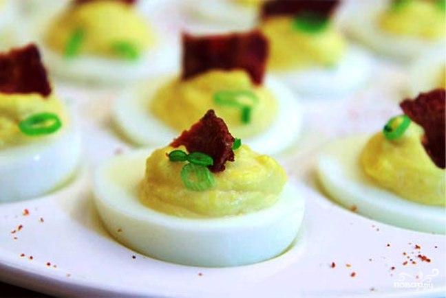 Яйца с пряностями II
