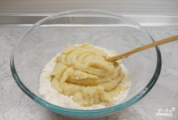 Заварное тесто с пошаговым фото