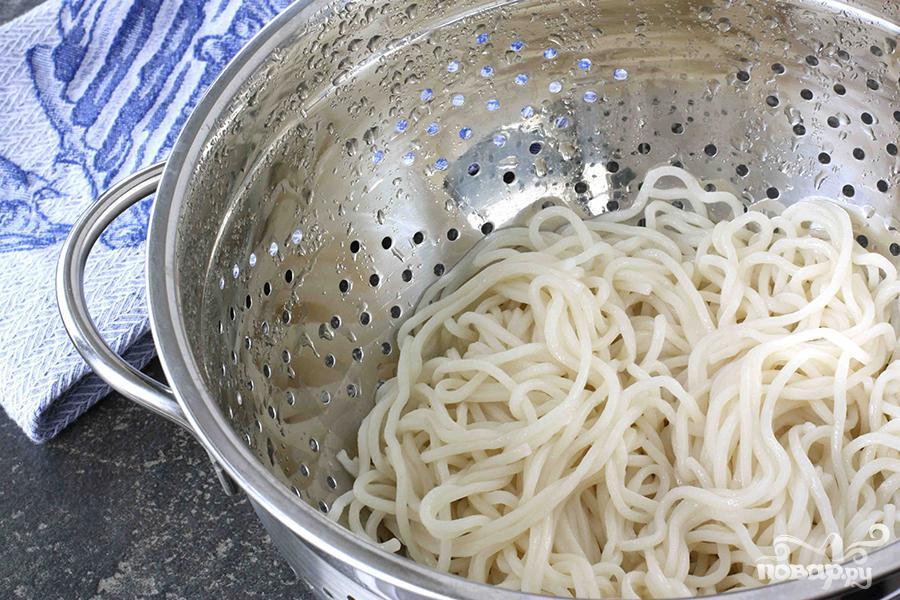 Как варить лапшу рецепт