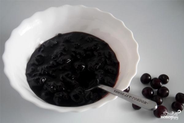 Рецепт Варенье из смородины без сахара