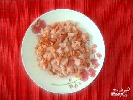 Итальянский суп с сыром - фото шаг 2