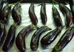 Рецепт Баклажаны по-армянски на зиму