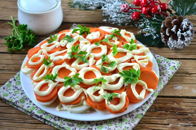 Рецепты на праздничный стол пошагово