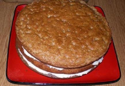 рецепт торта новинка с фото в домашних условиях