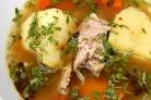 Суп из баранины и картофеля