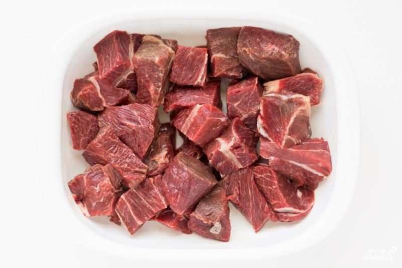 Рецепт Мясо по-шведски
