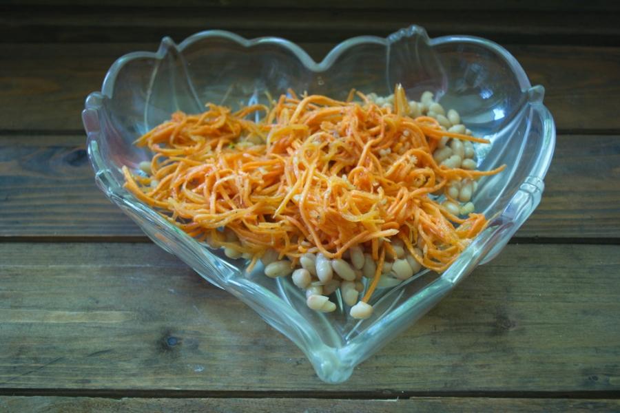 Салат куриный по-корейски - фото шаг 2