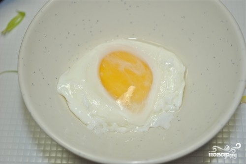 Лионский салат - фото шаг 3