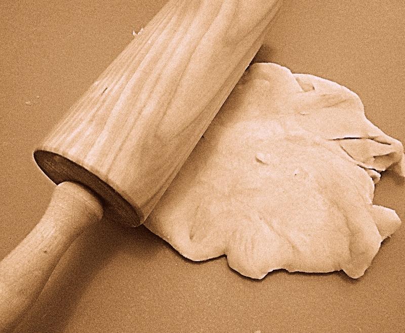 Пирожки из ржаной муки - фото шаг 3