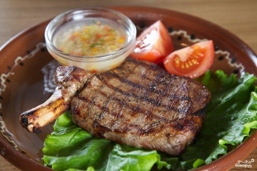 Рецепт Мясо по-молдавски