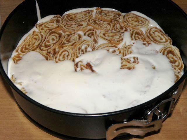 """Торт """"Трухлявый пень"""" (классический рецепт) - фото шаг 7"""