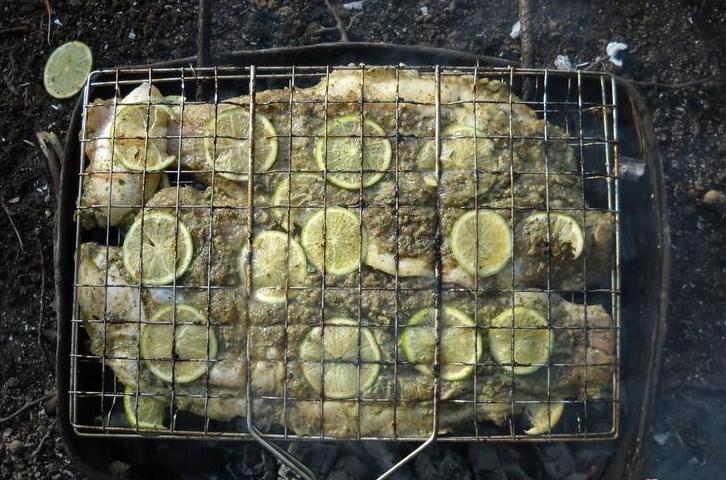 Оладьи из свиной печени с салом рецепт с фото
