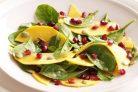 Салат из сырой тыквы