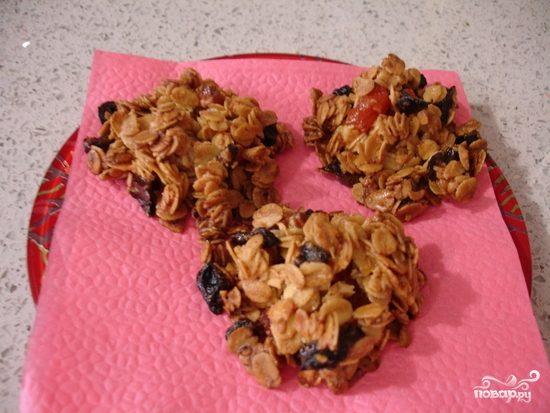 Вегетарианское печенье