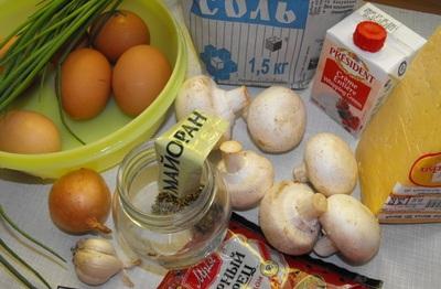 Яйца, фаршированные грибами - фото шаг 1