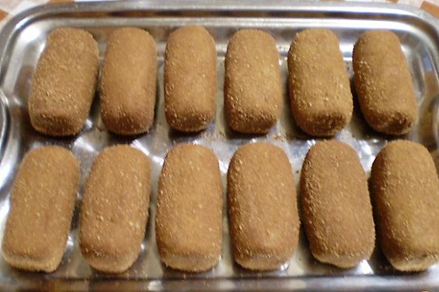 """Пирожное """"Картошка"""" из печенья - фото шаг 6"""