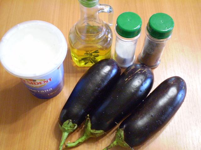 Рецепт Баклажаны жареные со сметаной