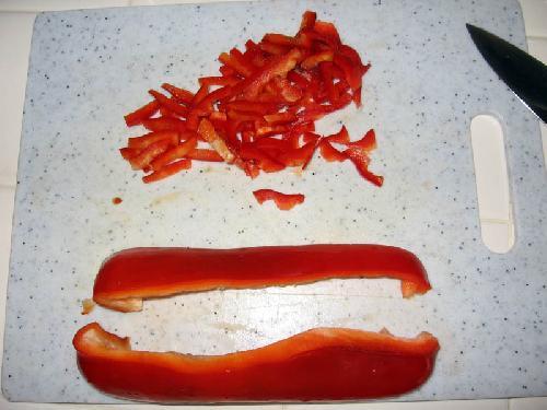 Тройной бобовый салат - фото шаг 5